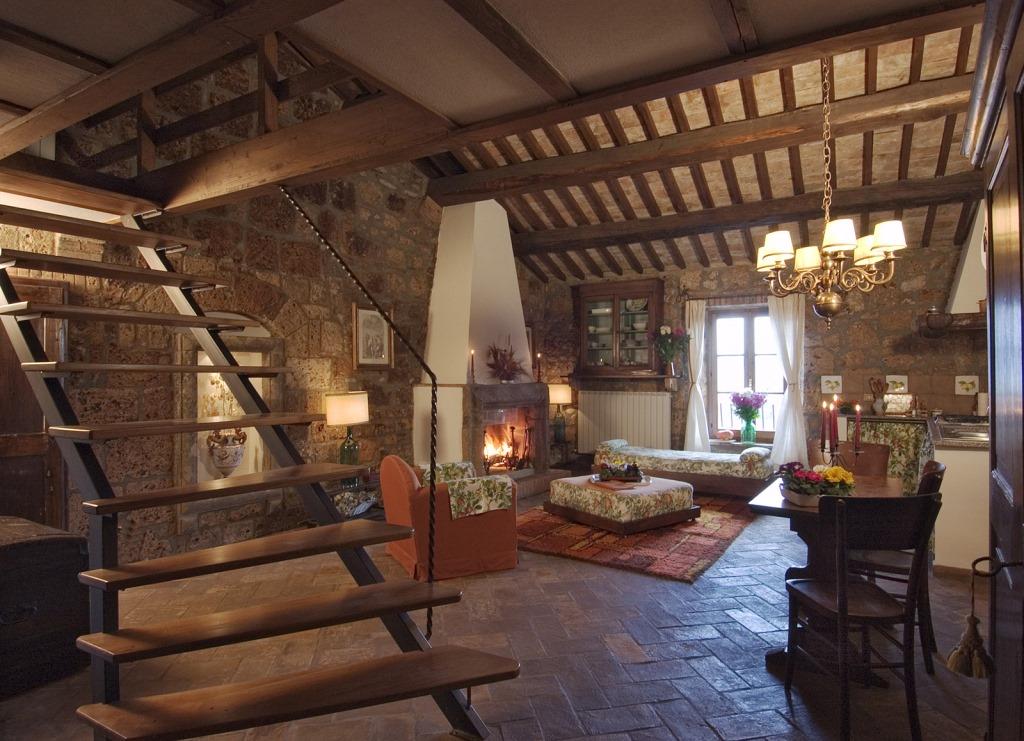 castello di proceno proceno latium italien ottima reisen ferienwohnungen ferienh user. Black Bedroom Furniture Sets. Home Design Ideas