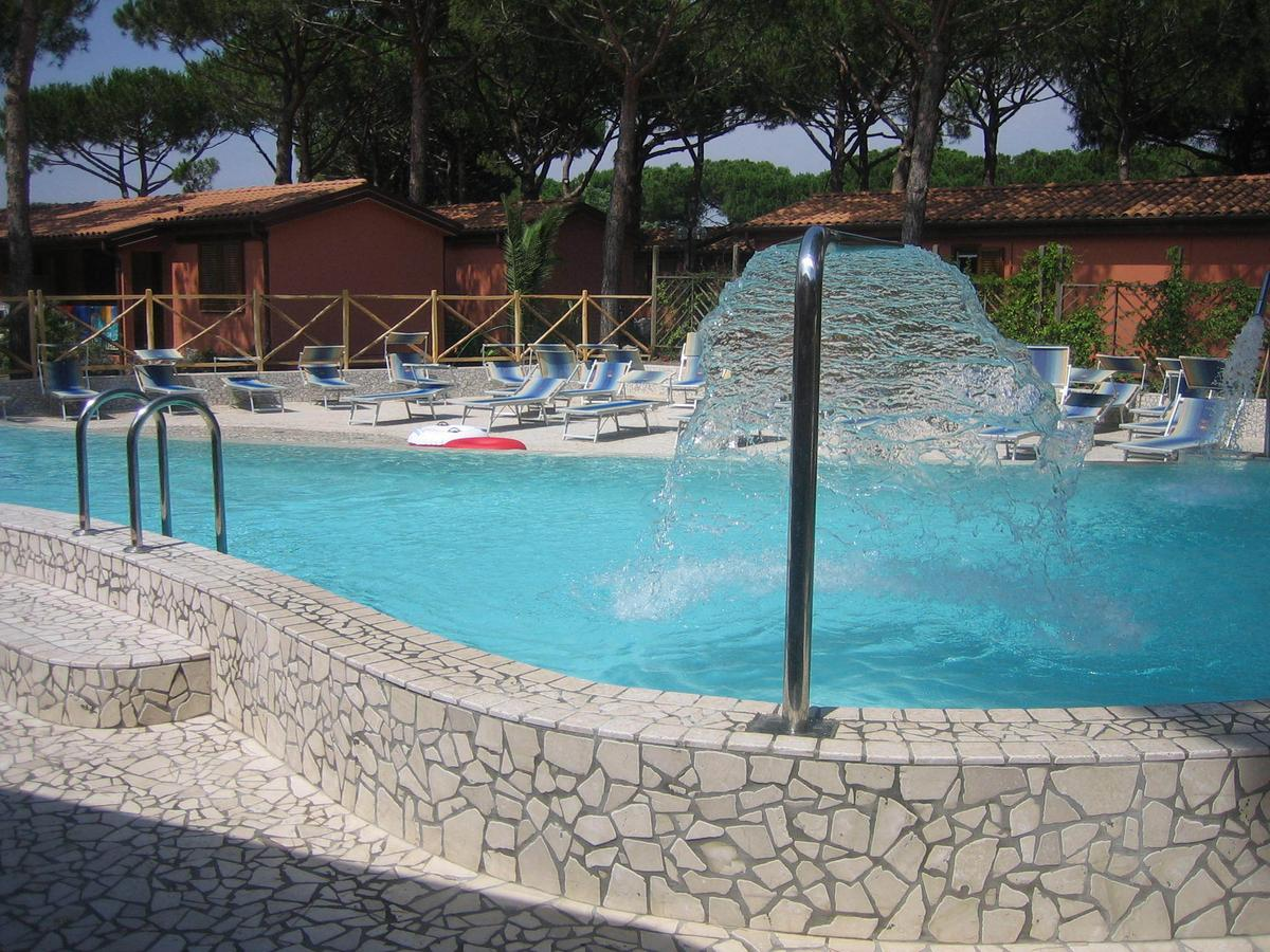 Ferienanlage Gabbiano Village Albinia Toskana