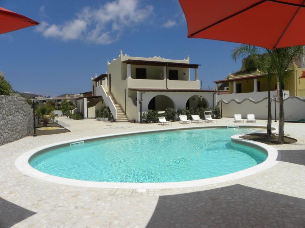 Hotel Borgo Eolie - Lipari - Sizilien - Italien